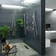 Walk In Shower Without Door Walk In Shower Without Door Doorless Walk In Shower Designs For