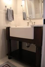 Apron Sink Bathroom Vanity by Farmhouse Sink Bathroom U2013 Bathroom Collection