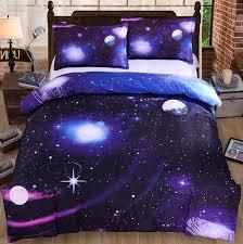 Duvet Cover Purple Harajuku Universe Planet Bed Sheet U0026 Duvet Cover Cute Kawaii