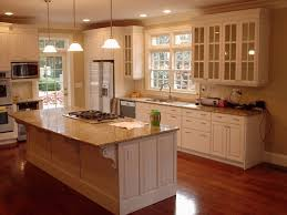 Thomasville Cabinets Price List by Fireplace Cozy Kitchen Design With Camden Maple Thomasville