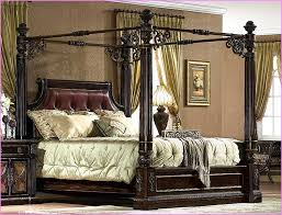 Black Canopy Bed Frame King Size Canopy Bed Frame Design How To Make King Size Canopy