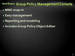group policy borislav varadinov telerik software academy academy