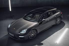 Porsche Panamera Top Speed - 2018 porsche panamera sport turismo wagon hiconsumption