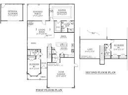 small house floor plans with loft augusta house plan small 2 story plans with loft im luxihome