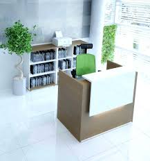 Small Receptionist Desk Hair Salon Reception Desk Office Small Hair Salon Modern White