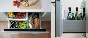 small fridge in an under counter cabinet izona cool drawer