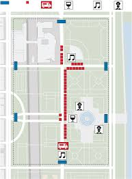 Red Line Chicago Map by Taste Of Chicago 2017 Guide Check Out Menus Maps Performances