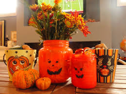 Mason Jar Halloween Lantern Walmart Halloween Decorations