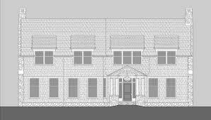 catamount pond shingle style home plans by david neff architect