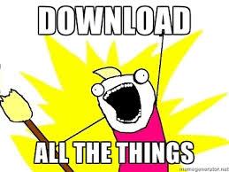 Internet Speed Meme - powershell measuring download speeds trevor sullivan