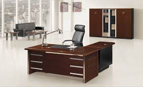 Wooden Desk With Shelves Office Contemporary Style Desk White Contemporary Desk Modular