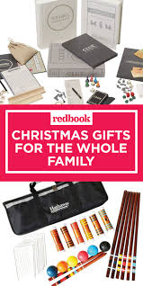 family gifts christmas gifts for the whole family