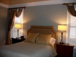 what color curtains u0026 headboard for bedroom pics