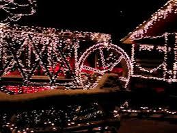clifton ohio christmas lights clifton mills ohio famous light display youtube