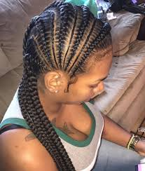 35 absolutely beautiful feed in braid hairstyles part 26