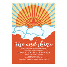 wedding brunch invitation post wedding brunch invitations retro invites