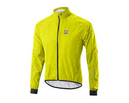 mens hi vis waterproof cycling jacket altura peloton waterproof cycling jacket merlin cycles