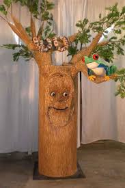 trees characters unlimited