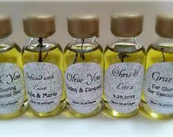 olive wedding favors olive favors etsy