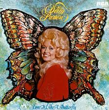 butterfly photo album is like a butterfly album dolly parton