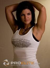 Gina Carano Boob Slip - ohhh emmm geeee page 2
