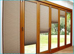 french doors with blinds between the glass brilliant sliding doors with built in blinds patio reviews home