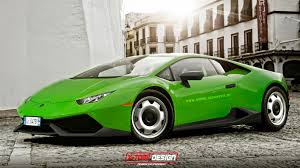 Lamborghini Aventador Green And Black - huracan corvette miata and others rendered as base models with
