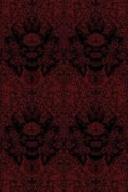 timorous beasties fabric devil damask fabric