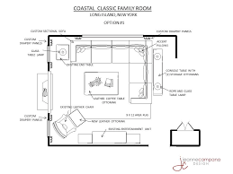 family room floor plans before and after coastal family room makeover jeanne cana design