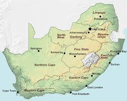 Map Of Cape Town South Africa by Maps Greatest Africa