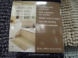 Spa Bathroom Rugs Inspiring Ombre Bath Rug With Ombre Spa Bath Rug Chene Interiors