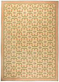 oversized indian dhurrie vintage rug bb5815 by doris leslie blau