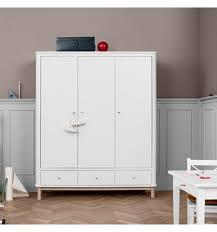 Oliver Furniture Wood Armario Wood Blanco 2doors Oliver Furniture Para Habitaciones