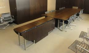 Folding Meeting Tables Folding Conference Table Configuration Harley Axis Chrome Legs