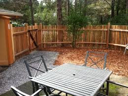 Fence Backyard Ideas by Backyard Privacy Image With Mesmerizing Patio Privacy Fence Home