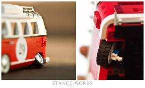volkswagen lego vwvortex com 8 hour of lego hell vw t1 bus