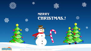 Wallpaper For Kids merry christmas snowman desktop wallpapers for kids mocomi