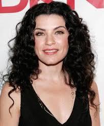 julianna margulies new hair cut julianna margulies beatiful curly hair curly l o v e pinterest