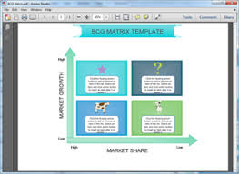 Free Bcg Matrix Templates For Word Powerpoint Pdf Bcg Ppt Template
