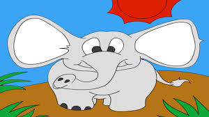 elephant coloring pages for kids free coloring games song