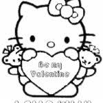 kitty tag 0 coloring coloring book collection