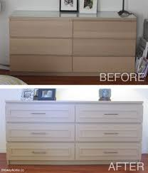 Ikea Bedroom Furniture by Ikea Malm Before And After Http Thiswayhome Co Diy
