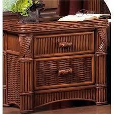 wicker nightstands you u0027ll love wayfair