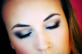 smokey eye for hooded eyes makeup tutorial youtube