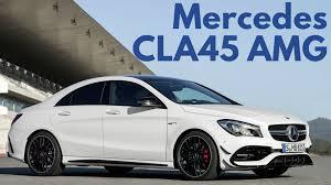 mercedes cla45 amg 2017 mercedes cla45 amg 4matic interior and exterior