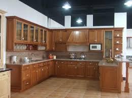 modele de cuisine en bois modele cuisine bois moderne gallery of cuisine blanche