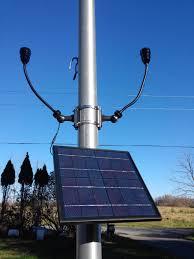 Annin Solar Flagpole Light Annin Solar Powered Flagpole Light Iron Blog Lawsonreport With Solar