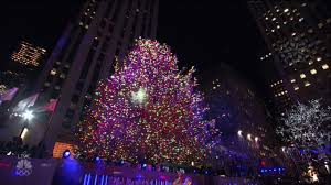 nbc tree lighting 2017 after the lights dim rockefeller christmas trees still give wear
