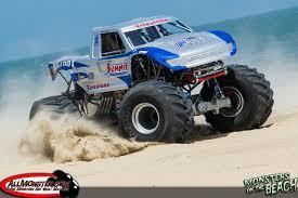 bigfoot 10 monster truck virginia beach virginia monsters on the beach may 10 2015