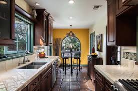 spanish bungalow kitchen remodel zieba builders zieba builders